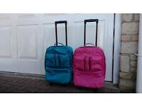 2 x Children Hand Luggage