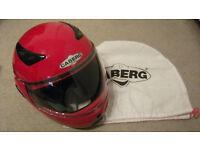 """Caberg """"J1 Plus"""" Flip-Up Crash Helmet. - Used."""