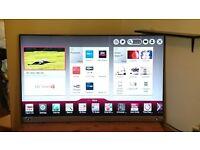 """LG 55"""" 55LA965W 4K Ultra Thin Ultra HD 3D Smart Tv £545 ono"""