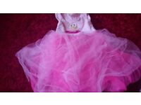 Beautiful baby ballet dress age 2