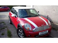Mini Cooper 1.6 Petrol, Chilli Red, 22900 Miles FSH