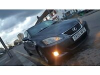 LEXUS IS220D DIESEL TOP SPEC EXCELLENT FAMILY CAR QUICK SALE OFFERS VERY RELIABLE THAN BMW
