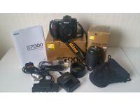 Nikon 7000 camera with Nikkor 55-200 lens.