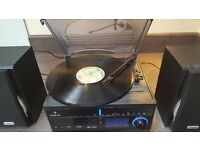 Auna DS-2 Stereo Turntable