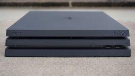 Playstation 4 pro - PS4 Pro