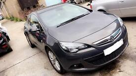 Vauxhall Astra gtc 1.6 low mileage for sale