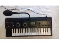Korg Microkorg XL+ keyboard/vocoder in excellent condition (only used at home)