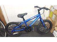 """16"""" kids ridgeback bike. full alloy frame."""