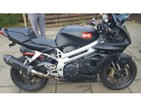 aprilia falco 1000 streetfighter immaculate condition