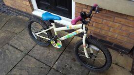 Bike 18inch wheels - Apollo Woodland Charm