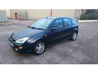 Ford Focus 2001 51 reg 1.6 Petrol Manual **130,000 miles**