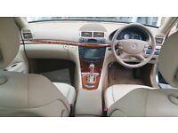 Mercedes E280 Elegance Auto 12 Months MOT