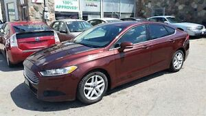 2015 Ford Fusion SE w/Ecoboost, Backup Camera, Heated Seats & Mo London Ontario image 1