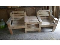 Made to order Garden Furniture
