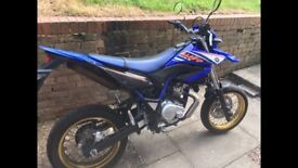 **Price drop **Yamaha WR125X (SWAP FOR NICE CAR) very low milage