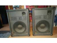 Squire Pa speakers