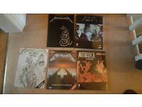 Metallica Guitar Tab Books