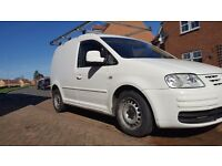VW Caddy 2006 1.9 SDI FSH 120K Miles