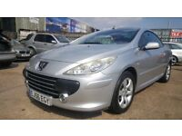 Peugeot 307 1.6 covertible