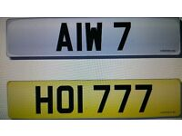 Wanted: Attractive N. Ireland car registrations 1, 2, or 3 digit. Cherished number plates . WANTED