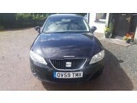 2009 Seat Exeo Very Light Front Damage