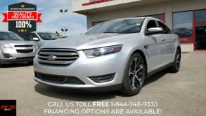 2015 Ford Taurus SEL - AWD Car - $137 B/W