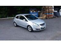 Vauxhall CORSA D 1.2 SXi 3 doors A/C Alloys Cheap insurance