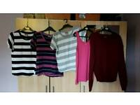 Ladies tops size 12