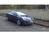2007 Vauxhall Astra Twintop