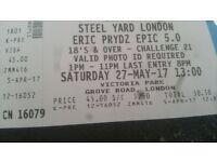 Eric Prydz Epic 5.0 Victoria Park London