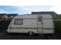 Caravan 1996 Swift Challenger, for quick sale