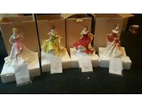 Royal Doulton figures