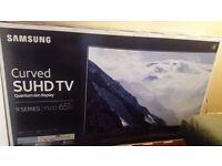 "Samsung UE65KS9500 Smart 4k Ultra Hd Hdr 65"" Curved Led Tv"