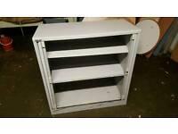 Bisley 3ft metal storage cabinets