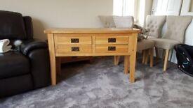 Solid Oak sideboard for sale