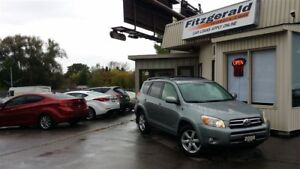 2008 Toyota RAV4 Limited V6 - LEATHER! SUNROOF!