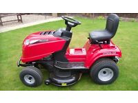 Mountfield ride on lawn mower