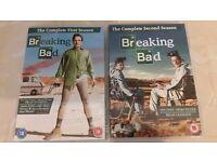 Breaking Bad seasons 1 & 2