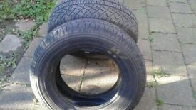 215/70/16 MICHELIN in good condition