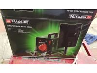 Parkside ARC Welder used once from i bought it