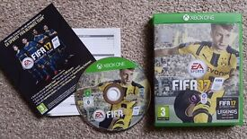 Xbox one games EA Sports FIFA 17