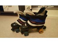 Bauer turbo original skates / quads