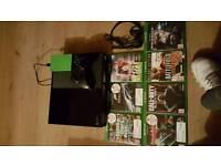 Xbox one 500gb with 2tb external hardive