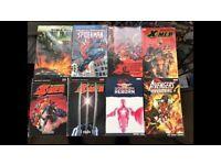 Graphic Novel bundle (18 books) Marvel, X-Men, Avengers, Spider-Man....