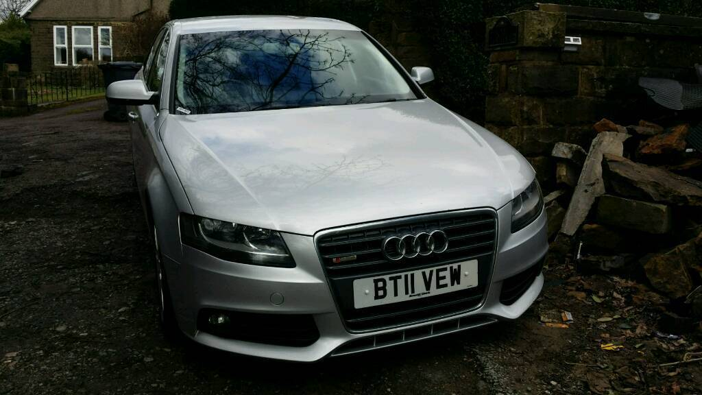 Audi a4 full service history 1 owner