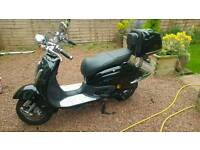Direct Bikes 125cc (spare or parts)