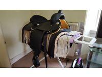 Westen saddle
