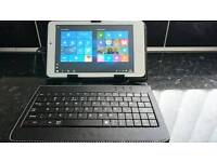 Acer Iconia Tab 8 W1-810, keyboard case, boxed.