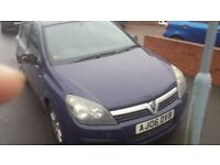 Vauxhall astra 1.4 life twinport cheap hpi clear