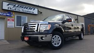 2011 Ford F-150 XLT-5.0LV8-SUPERCAB-4X4-1 OWNER